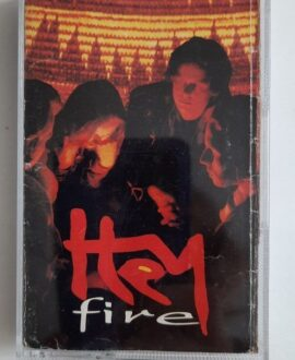 HEY FIRE audio cassette
