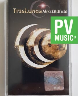 MIKE OLDFIELD TRES LUNAS audio cassette