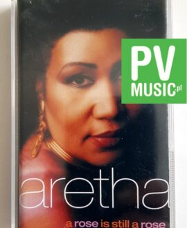 ARETHA FRANKLIN A ROSE IS STILL A ROSE audio cassette