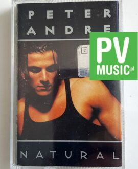 PETER ANDRE NATURAL audio cassette
