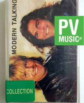 MODERN TALKING THE BEST audio cassette