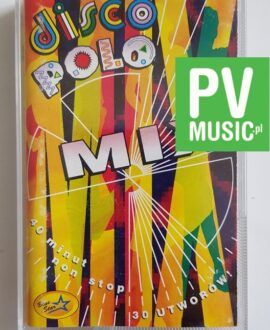 DISCO POLO MIX AKCENT, EX PROBLEM..audio cassette