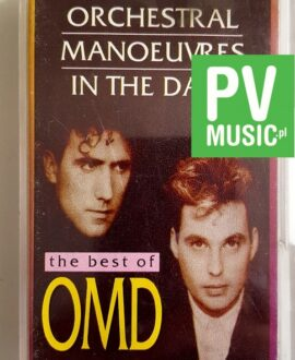 OMD THE BEST OF audio cassette