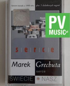 MAREK GRECHUTA ŚWIECIE NASZ audio cassette