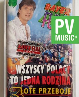 BAYER FULL ZŁOTE PRZEBOJE audio cassette