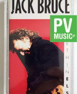 JACK BRUCE SOMETHIN ELSE audio cassette