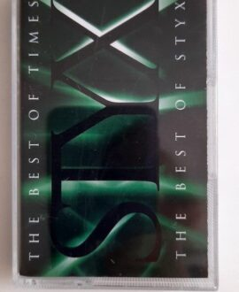 STYX THE BEST OF STYX audio cassette