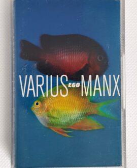 VARIUS MANX EGO audio cassette