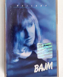 BAJM BALLADY audio cassette