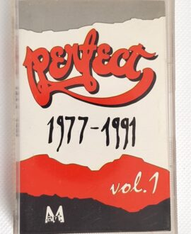 PERFECT vol.1 1977-1991 audio cassette