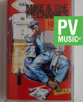 MIKE & THE MECHANICS HITS audio cassette