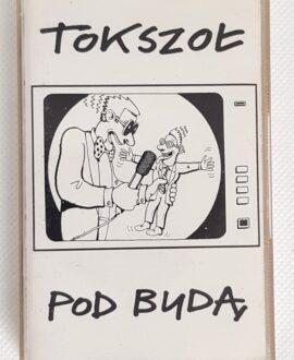 POD BUDĄ TOKSZOŁ audio cassette