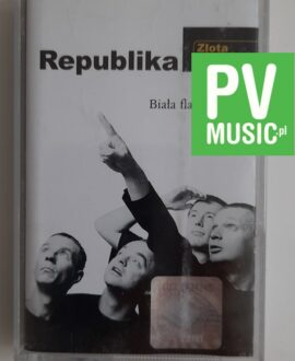 REPUBLIKA BIAŁA FLAGA audio cassette