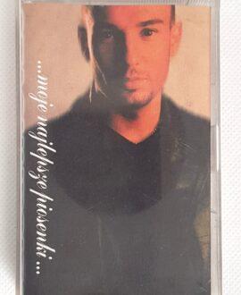 STACHURSKY MOJE NAJLEPSZE PIOSENKI...2 audio cassette