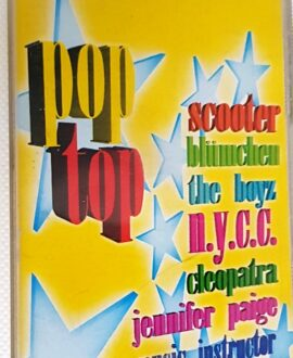 POP TOP SCOOTER, MUSIC INSTRUCTOR..audio cassette