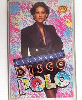 CYGAŃSKIE DISCO POLO REDOX, MERCI..audio cassette