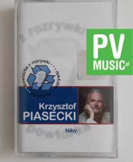 KRZYSZTOF PIASECKI NIBY audio cassette