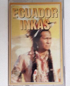 ECUADOR INKAS JALA CUYTSAGA..audio cassette
