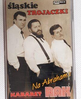 ŚLĄSKIE TROJACZKI NA ABRAHAMA audio cassette