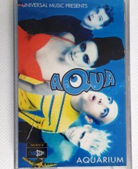 AQUA AQUARIUM audio cassette