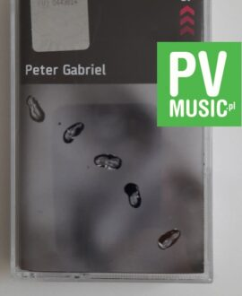 PETER GABRIEL UP audio cassette