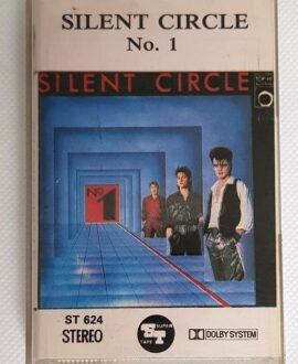 SILENT CIRCLE No. 1 audio cassette