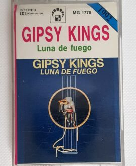 GIPSY KINGS LUNA DE FUEGO audio cassette