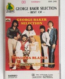 GEORGE BAKER SELECTION BEST OF audio cassette