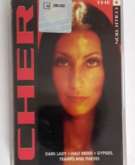 CHER THE COLLECTION audio cassette