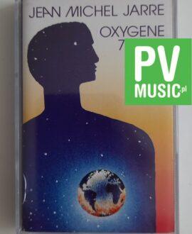 JEAN MICHEL JARRE OXYGENE 7-13 audio cassette