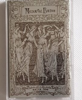 THE MEDIAEVAL BAEBES SALVA NOS audio cassette