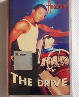HADDAWAY THE DRIVE audio cassette