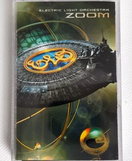 ELECTRIC LIGHT ORCHESTRA ZOOM audio cassette
