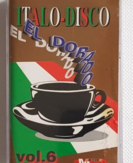 ITALO - DISCO ATRIUM, ILLUSION audio cassette