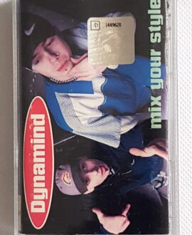 DYNAMIND MIX YOUR STYLE audio cassette