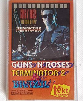 GUNS'N'ROSES TERMINATOR BRAZIL vol.1