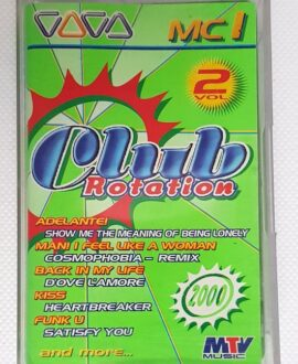VIVA CLUB ROTATION MC.1 EIFFEL 65, PULSDRIVER..audio cassette