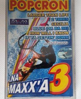 POPCORN NA MAXX'A 2 EIVISSA, BLUE..audio cassette
