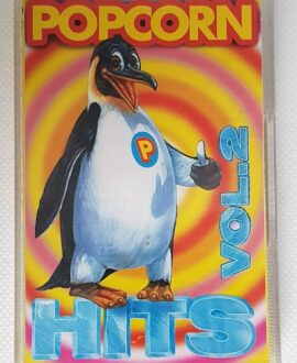 POPCORN HITS vol.2 LOFT, U96.. audio cassette