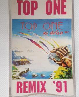 TOP ONE REMIX '91 audio cassette