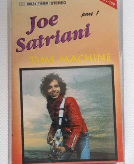 JOE SATRIANI THE MACHINE part 1 audio cassette