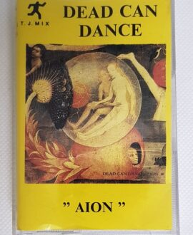 DEAD CAN DANCE AION audio cassette