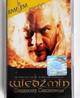 WIEDŹMIN/THE WITCHER SOUNDTRACK audio cassette