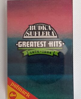 BUDKA SUFLERA THE GREATEST HITS 1974-1984 audio cassette