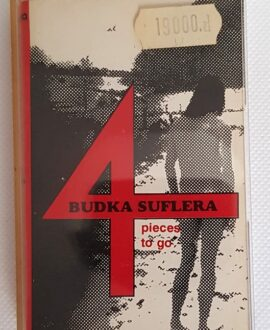 BUDKA SUFLERA 4 PIECES TO GO audio cassette