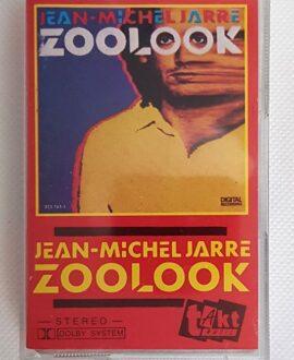 JEAN MICHEL JARRE ZOOLOOK audio cassette