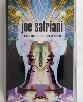 JOE SATRIANI ENGINES OF CREATION audio cassette
