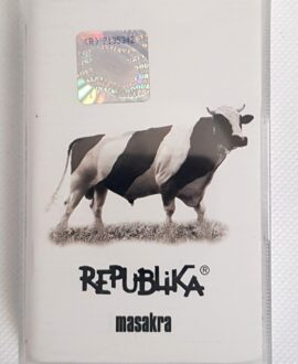 REPUBLIKA MASAKRA audio cassette