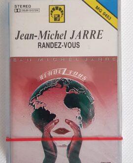 JEAN MICHEL JARRE RANDEZ-VOUS audio cassette