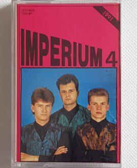 IMPERIUM 4 TAKA MAŁA.. audio cassette
